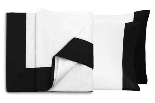 Resort Ebony European Sheet Set