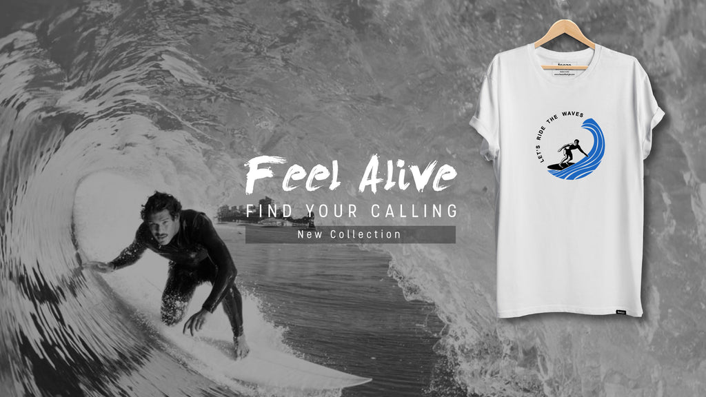 Feel Alive - Find your Calling | Why we chose this theme?