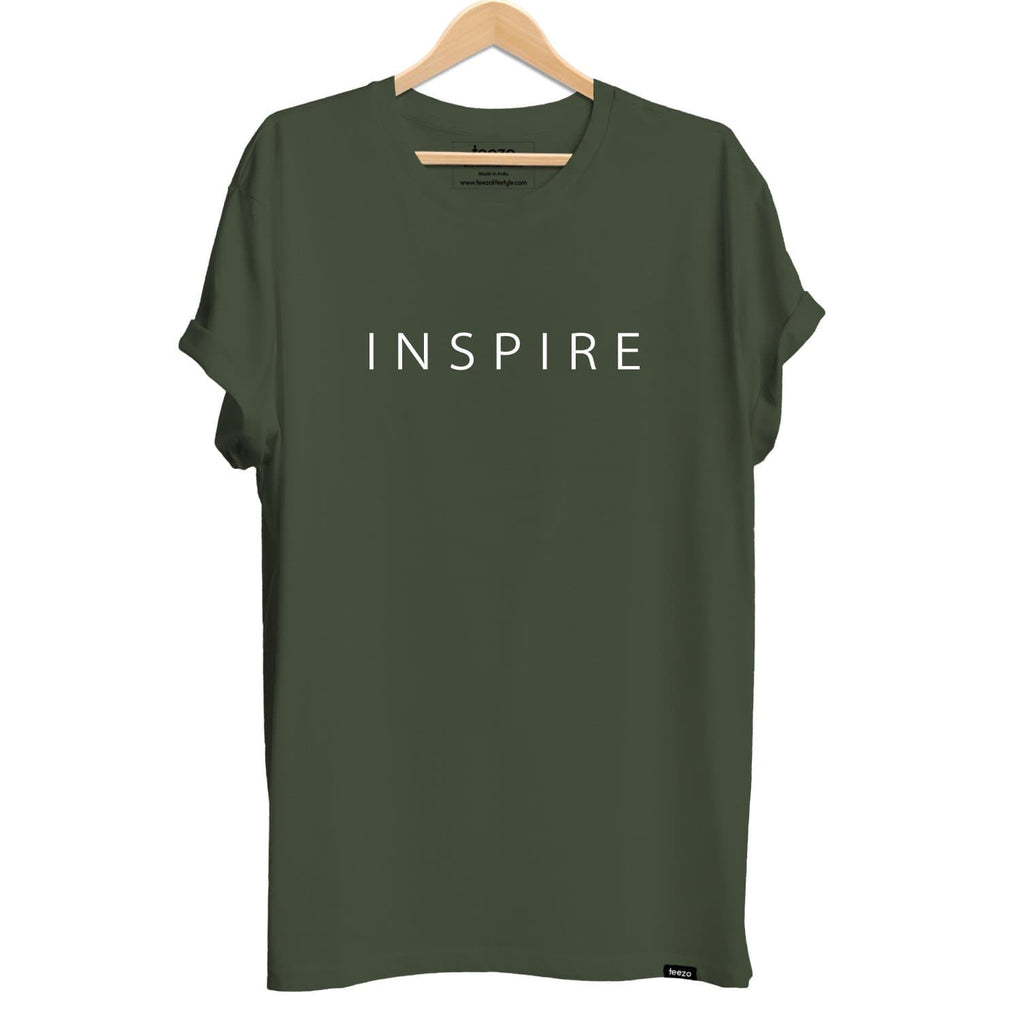 Inspire Men's T-shirt - Teezo Lifestyle