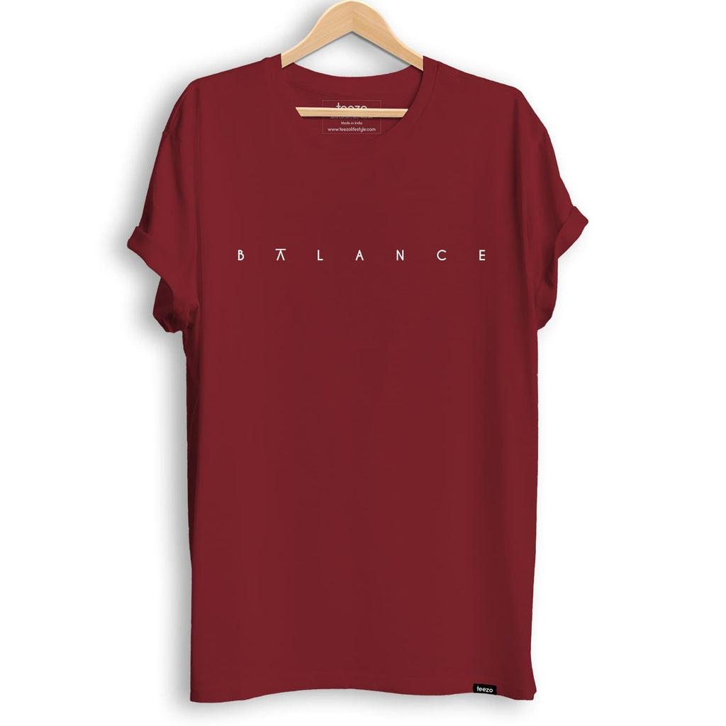 Balance Men's T-shirt - Teezo Lifestyle