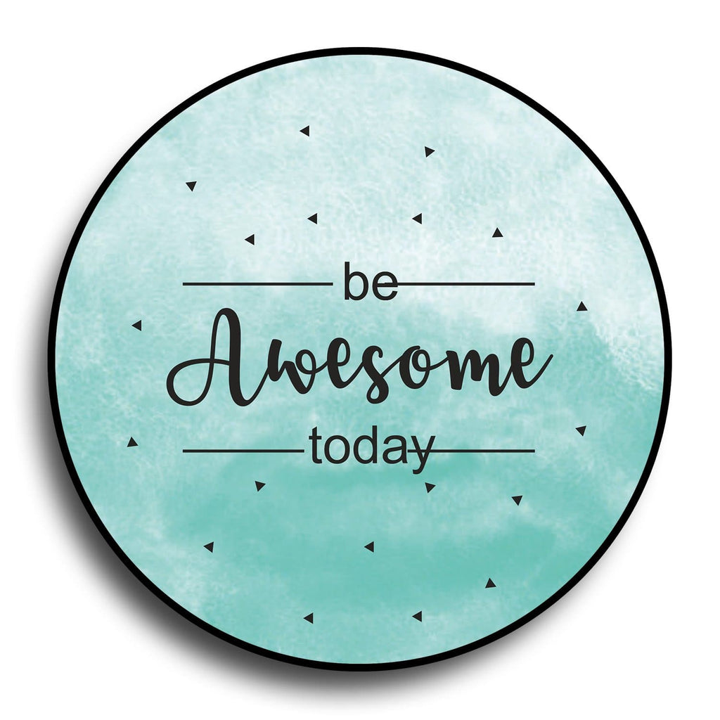 Be Awesome Today Designer PopGrip - Teezo Lifestyle