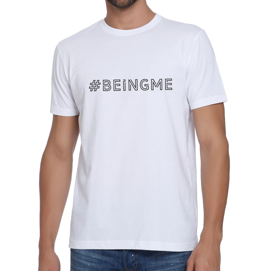 #beingme Unisex T-shirt