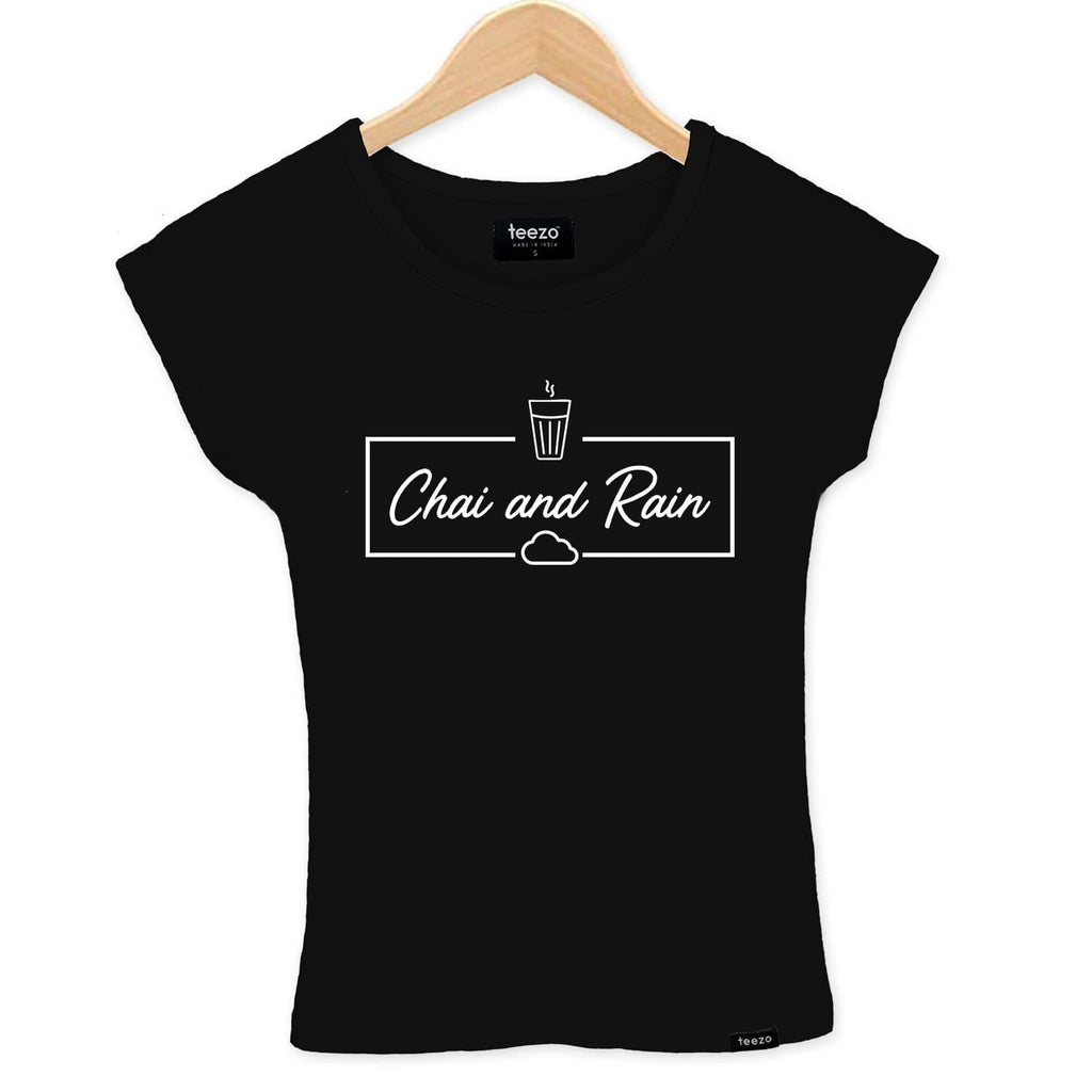 Chai and Rain Women's T-shirt - Teezo Lifestyle