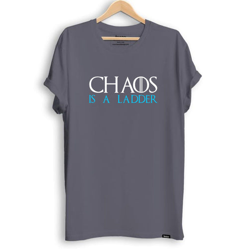 Game Of Thrones-Chaos Is A Ladder Unisex T-shirt - Teezo Lifestyle