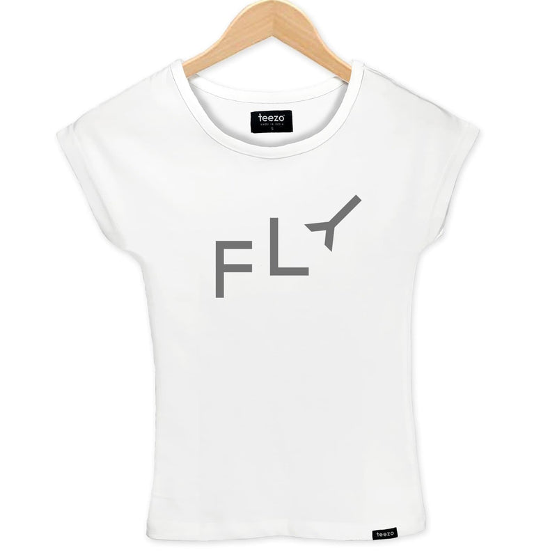 Fly Women's T-shirt - Teezo Lifestyle