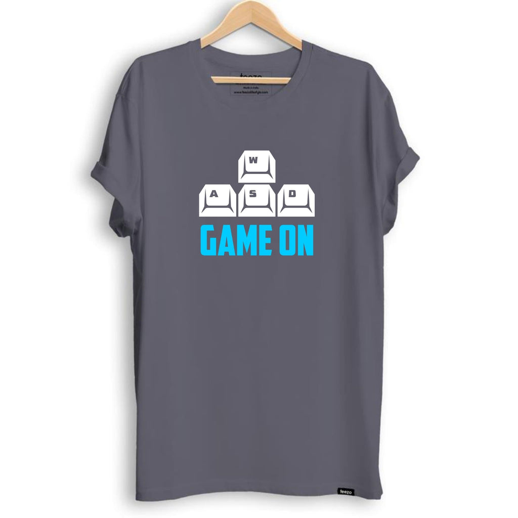 Game On Men's T-shirt - Teezo Lifestyle