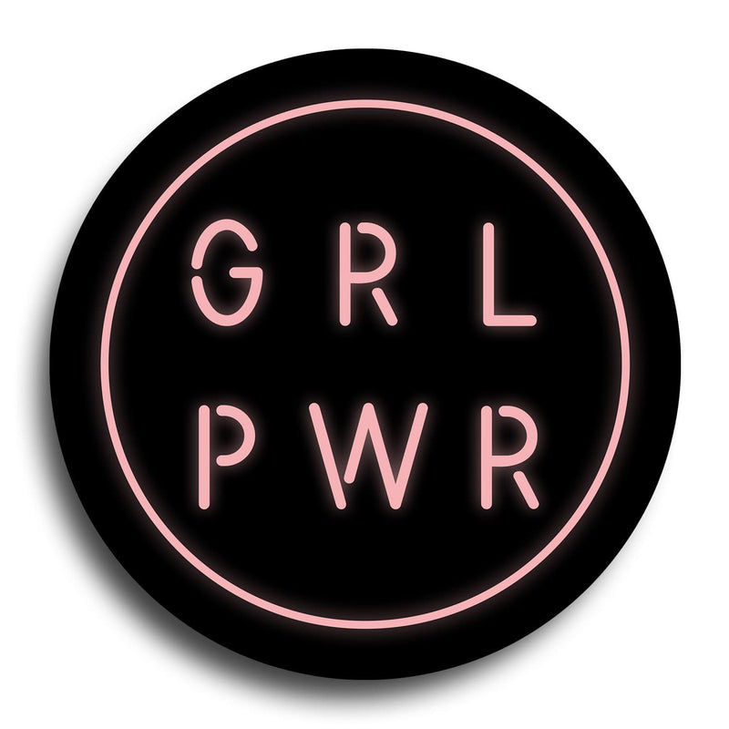 Girl Power Designer PopGrip - Teezo Lifestyle