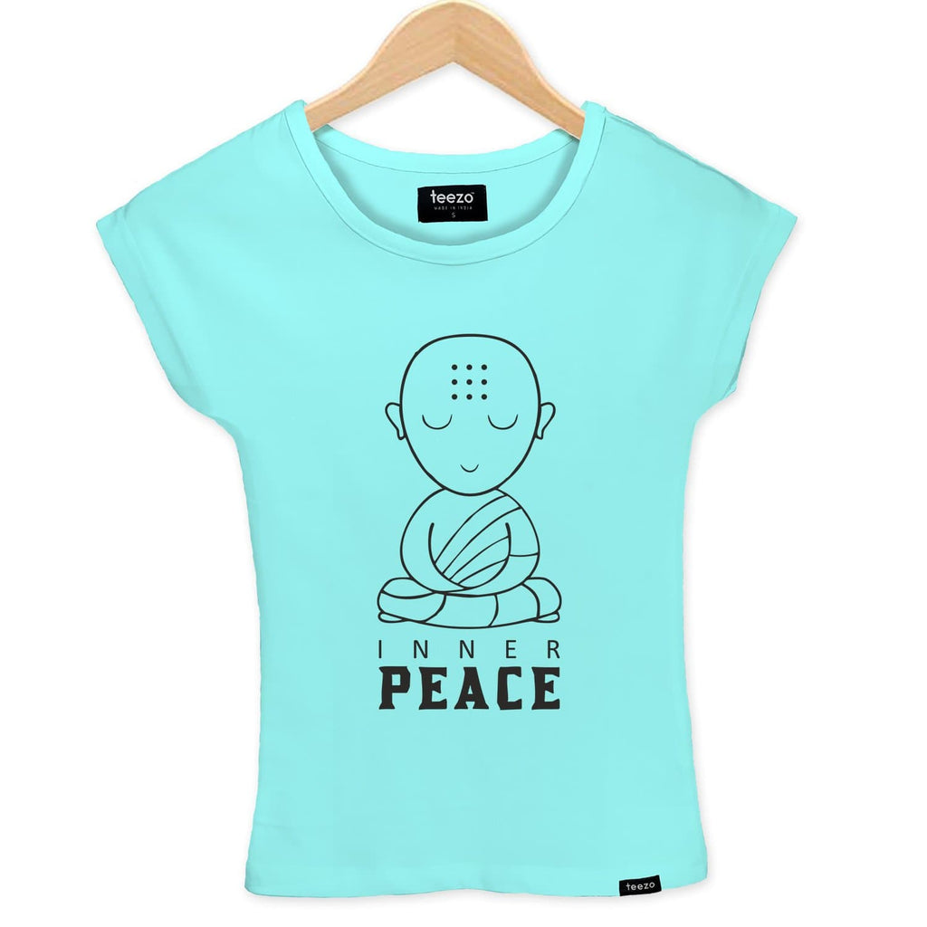 Inner Peace Women's T-shirt - Teezo Lifestyle