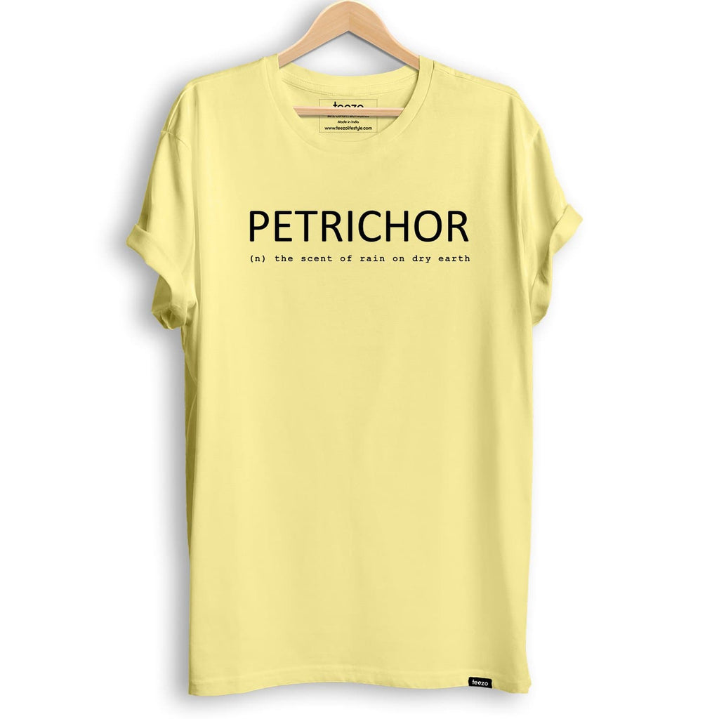 Petrichor Men's T-shirt - Teezo Lifestyle