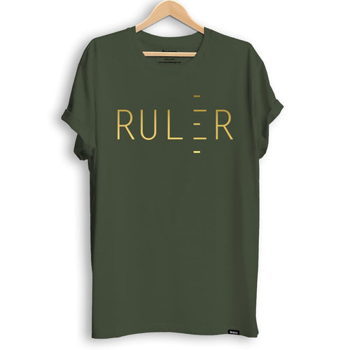 Ruler Men's T-shirt - Teezo Lifestyle