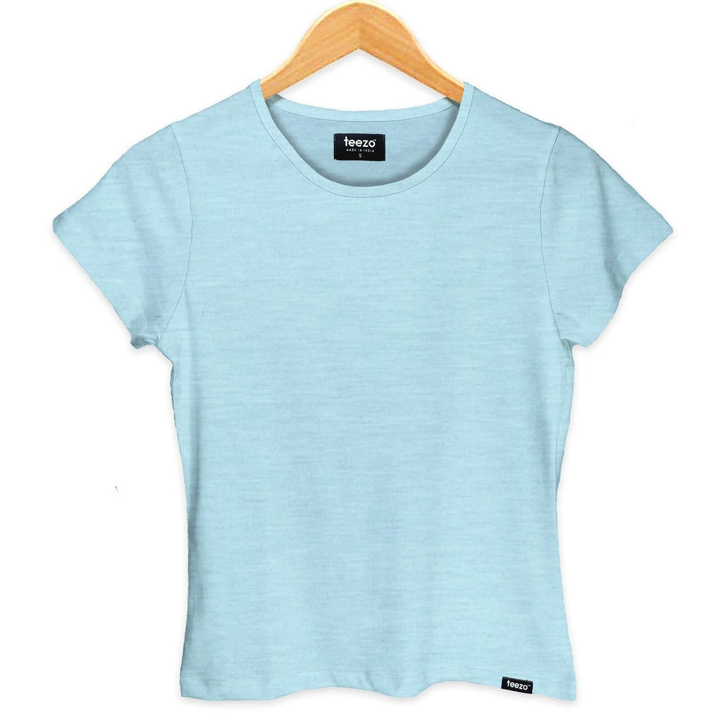 Plain Evening Sky Women's T-shirt - Teezo Lifestyle