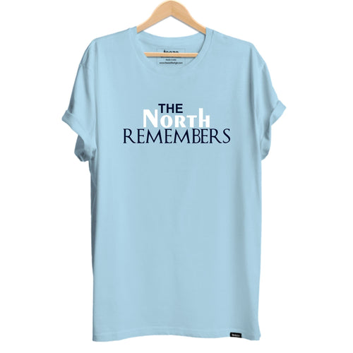 Game Of Thrones-The North Remembers Unisex T-shirt - Teezo Lifestyle