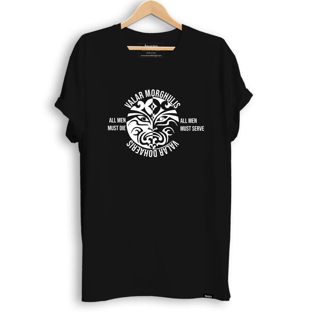 Game Of Thrones-Valar Morghulis Unisex T-shirt - Teezo Lifestyle
