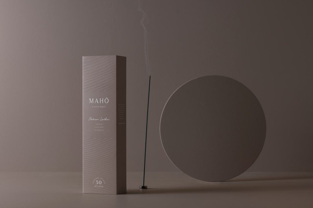 MAHŌ Sensory Sticks Artisan Leather