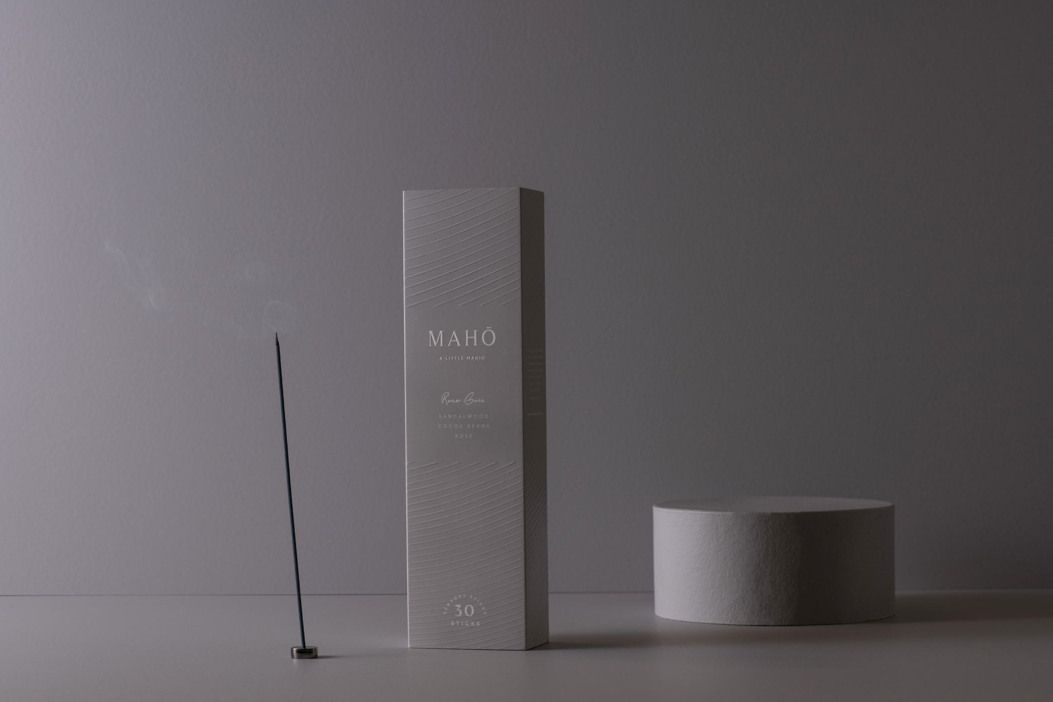 MAHŌ Sensory Sticks Rose Bois