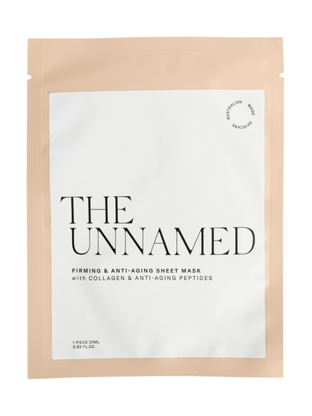 THE UNNAMED - firming and anti-aging mask