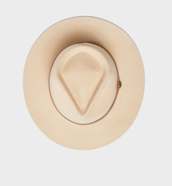 BILLY BONES CLUB THE DREAM  FEDORA CREAM