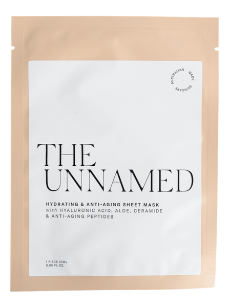 THE UNNAMED - hydrating and anti-aging mask