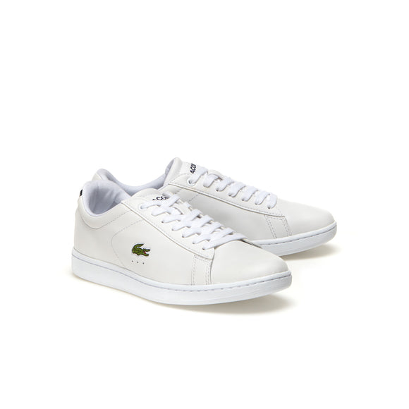 Lacoste Women's Carnaby Evo BL 1 White