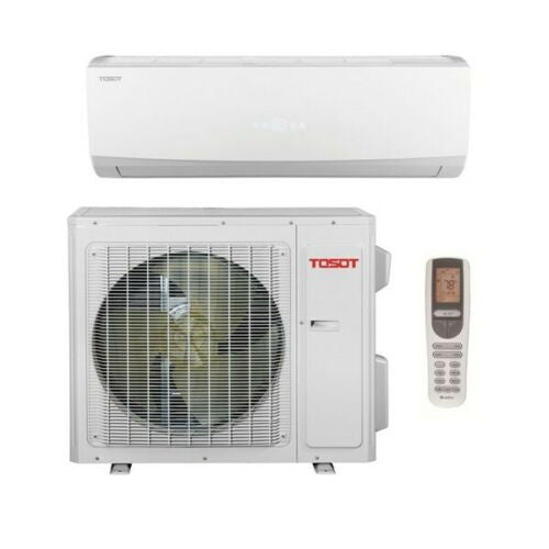 TOSOT 12,000 BTU 16 SEER Ductless Mini Split Single Zone with Heating  208-230V by GREE TW12HQ1C2D