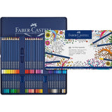 Faber Castell Students' Aquarelle/Pencil Colour Sets