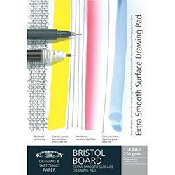 A3 Bristol Board Drawing Pad (250gsm)
