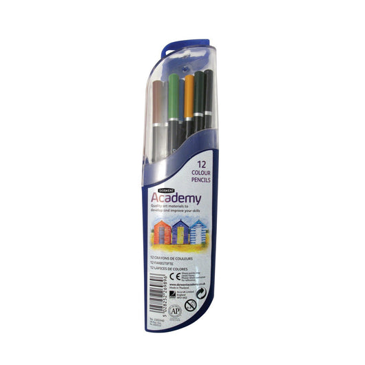 Derwent Pencil Colour Set x 12