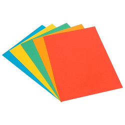 A4 Coloured Paper / 'Kartoncin' (Pack of 12)