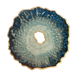 Agate Silicone Coaster Mould - Style 4 - Art Academy Direct malta