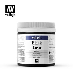 Black Lava Paste 500ml