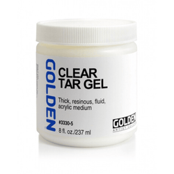 Clear Tar Gel (236ml) - Art Academy Direct malta