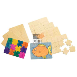 Create Your Own Wooden Puzzle