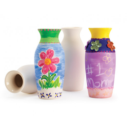 Decorative Ceramic Vase - Art Academy Direct