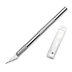 Detail Surgical Knife (5 Blades Included) - Art Academy Direct
