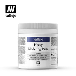 Heavy Modeling Paste 500ml