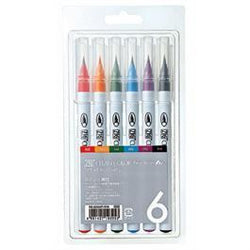 ZIG Clean Color Real Brush Pens - Sets