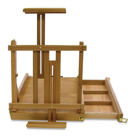 Box Easel with Drawer