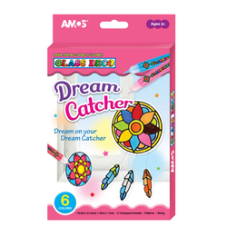 Glass Deco Set Dream Catcher - Art Academy Direct