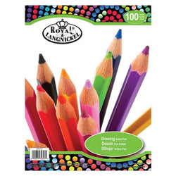 Kids' Drawing Pad (100 sheets) - Art Academy Direct