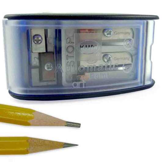Long Point Pencil & Lead Sharpener - Art Academy Direct