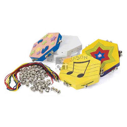 Make your Own Tambourine - Kit - Art Academy Direct