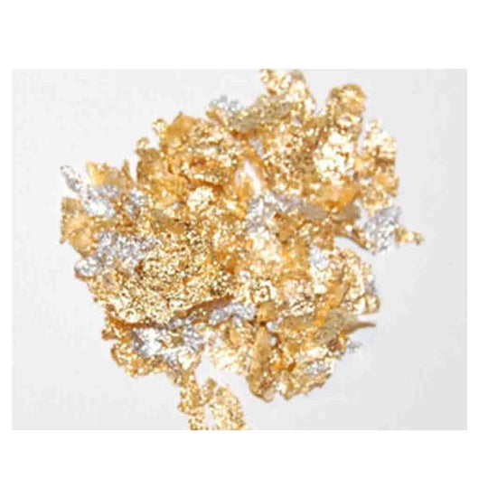 Mixed Flakes, Imitation Gold/Silver, 1 box - Art Academy Direct