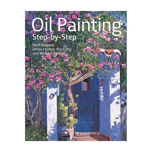 Oil Painting Step-by-Step - Art Academy Direct malta
