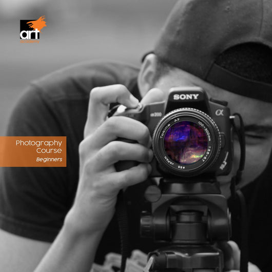 Photography Course for Beginners - Art Academy Direct
