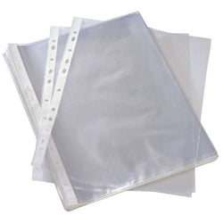 A3 Punched Plastic Sheet/Pockets