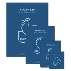 Skizze Sketchpad 120gsm - Art Academy Direct