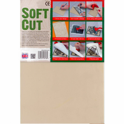 Soft-Cut Lino Printing Sheet - Art Academy Direct