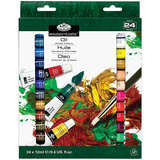 Student's Oil Paint Set (12ml) x 24 colours - Art Academy Direct