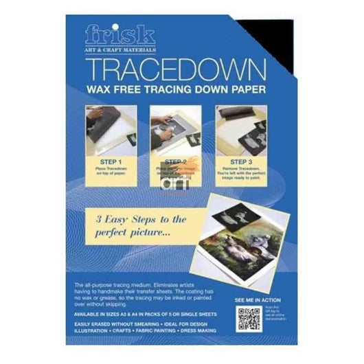 Tracedown A3 Graphite - 1 Sheet (Pack) - Art Academy Direct