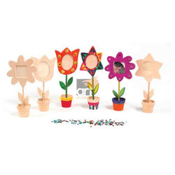 Wooden Flower Pot Frame - Set of 3 - Art Academy Direct